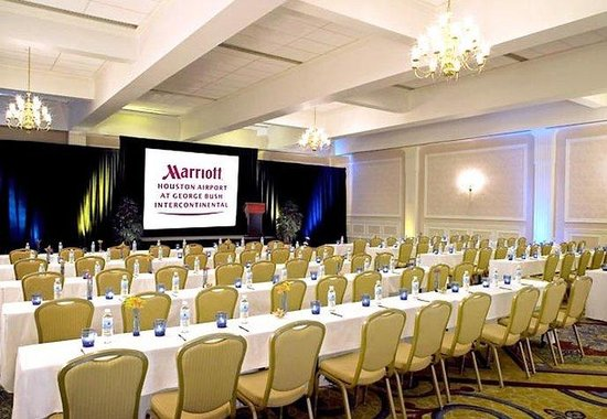 Marriott  Houston Airport at George Bush Intercontinental: Meeting Facilities