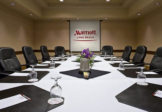Marriott Long Beach : Conference Room
