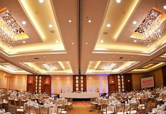 Marriott Long Beach : Grand Ballroom