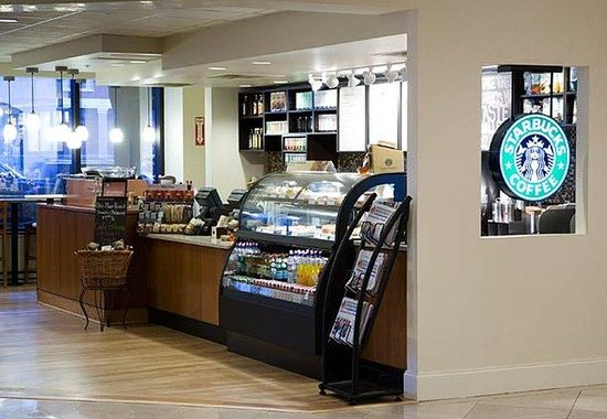 Richmond Marriott: Starbucks