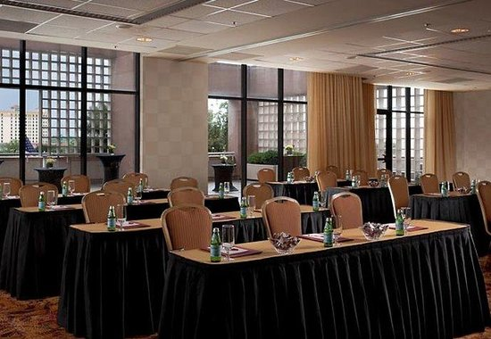 San Antonio Marriott Rivercenter: Conference Room