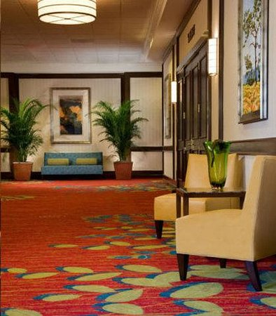 San Diego Marriott La Jolla: Meeting Foyer