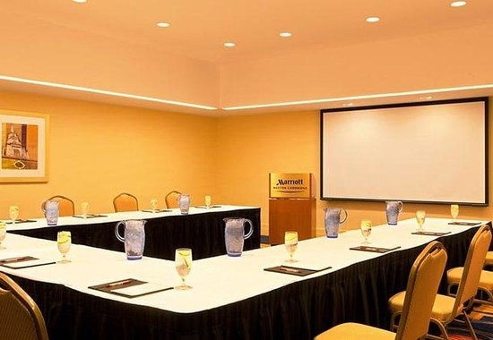 Boston Marriott Cambridge : Discovery Meeting Room 