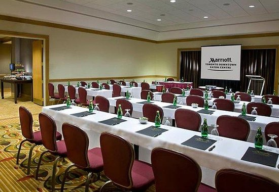 Toronto Marriott Downtown Eaton Centre Hotel: King Meeting Room