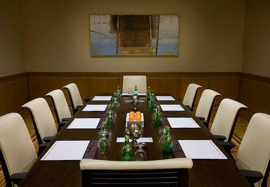 Toronto Marriott Downtown Eaton Centre Hotel: Richmond Boardroom