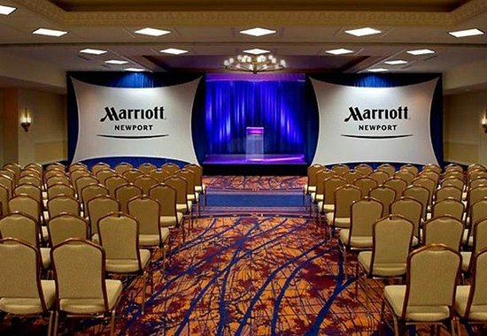 Newport Marriott : Grand Ballroom
