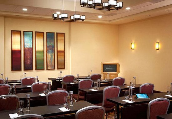 Chicago Marriott Suites O'Hare: Rosemont Meeting Room