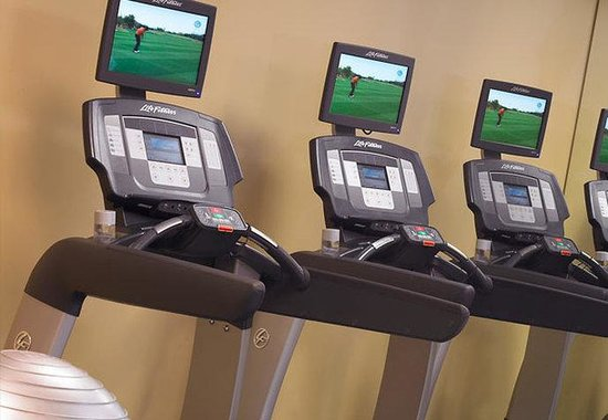 Downers Grove, Ιλινόις: Cardio Work Out Facilities