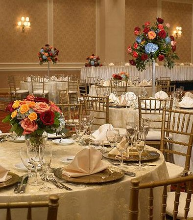 The Dearborn Inn, A Marriott Hotel: Social Events