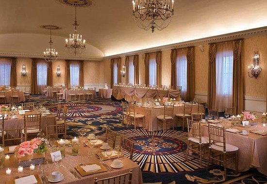 The Dearborn Inn, A Marriott Hotel: Alexandria Ballroom