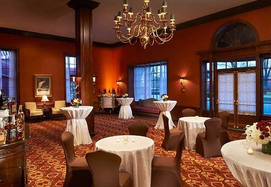 The Dearborn Inn, A Marriott Hotel: Lincoln Room