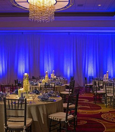 Fairview Park Marriott: Wedding Reception