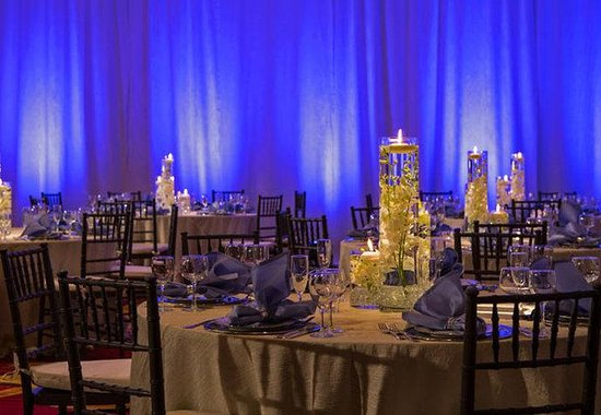 Fairview Park Marriott: Wedding Reception Details