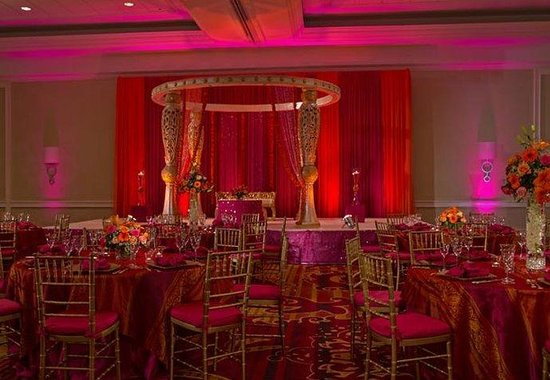 Fairview Park Marriott: Indian Wedding