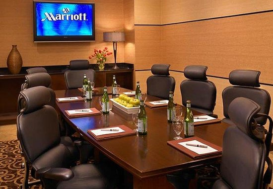 Detroit Marriott Troy: Boardroom