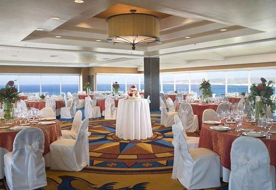 Monterey Marriott : Weddings 
