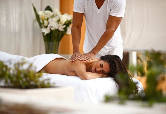 Marriott South Beach: Massage