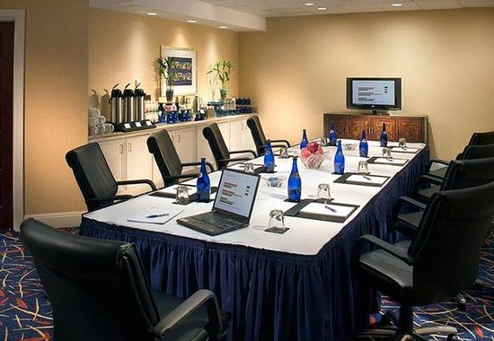 Marriott South Beach: Boardroom
