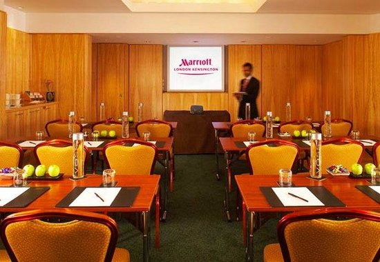 London Marriott Hotel Kensington: Verona Conference Room