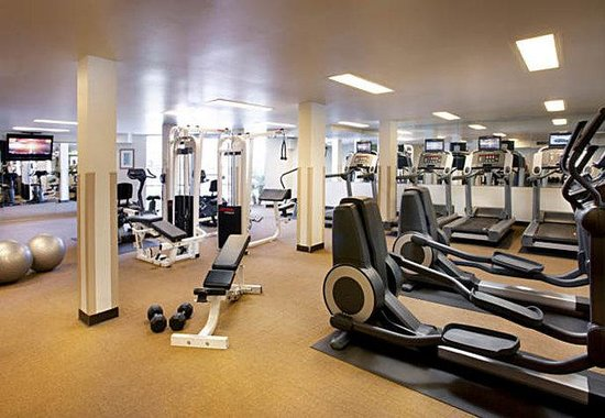 Ventura Beach Marriott: Fitness Center