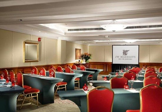 JW Marriott Hotel: Javaé Meeting Room