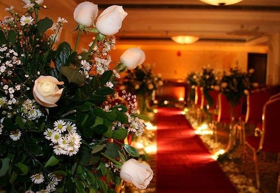 JW Marriott Hotel: Javaé Room Wedding Ceremony