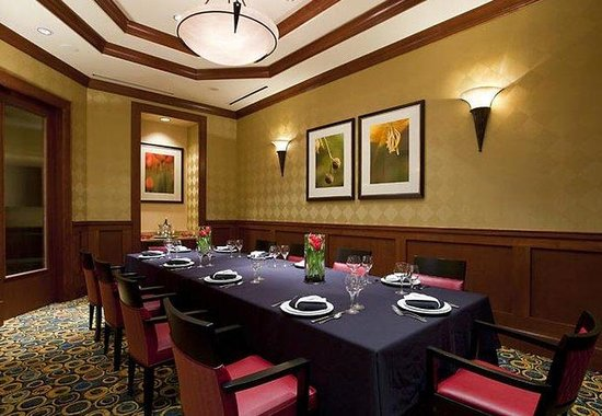 Austin Marriott South: Private Dining Room