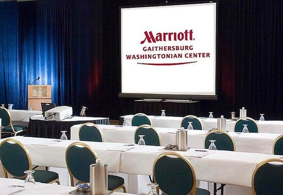 Gaithersburg Marriott Washingtonian Center: Grand Ballroom