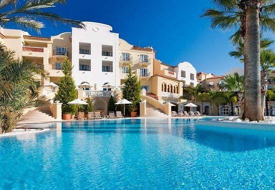 Marriott Denia La Sella Golf Resort & Spa : Outdoor Pool