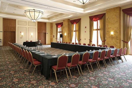 Marriott Denia La Sella Golf Resort & Spa : La Sella Conference Room Meeting