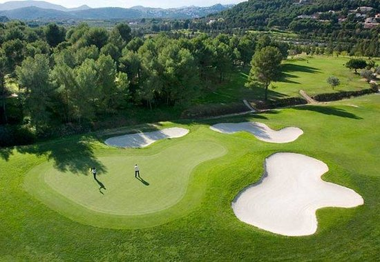 Marriott Denia La Sella Golf Resort & Spa : View La Sella Golf Hole