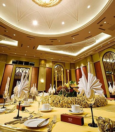 Putrajaya, Malaysia: Ballroom Set Up