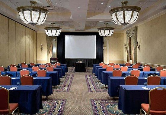 Marriott West Palm Beach: Ballroom - Classroom Setup