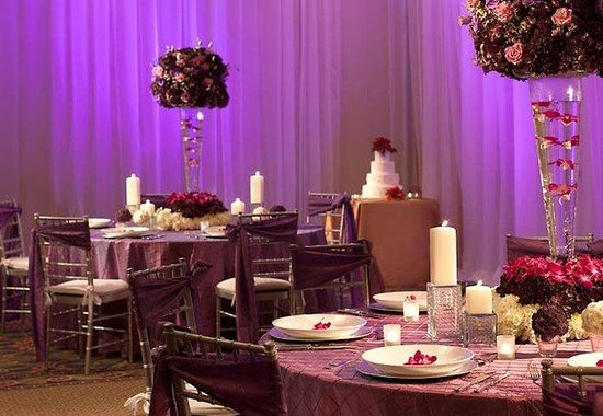 Marriott West Palm Beach: Ballroom - Wedding Reception