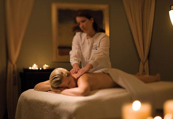 Marriott Savannah Riverfront: Magnolia Spa Massage