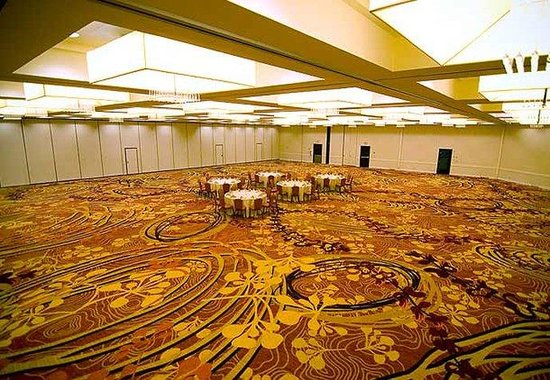 Marriott Oakland City Center: Ballroom