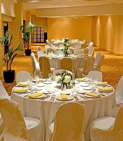 Marriott Oakland City Center: Weddings