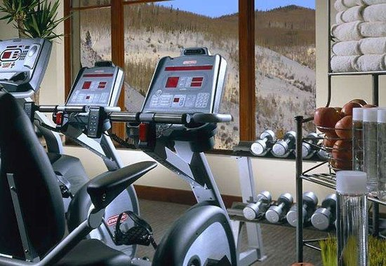 Marriott Vail Mountain Resort & Spa: Fitness Center