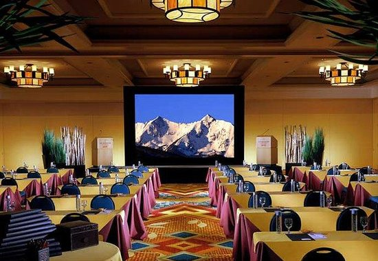 Marriott Vail Mountain Resort & Spa: Ballroom Classroom