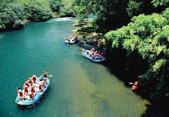 San Antonio De Belen, Costa Rica: White-Water Rafting