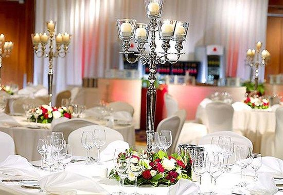 Berlin Marriott Hotel: Wedding Detail
