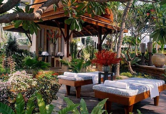 Marriott Pattaya Resort & Spa: Royal Garden Spa Garden