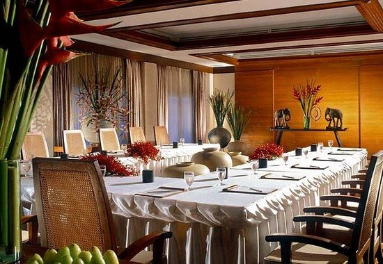 Marriott Pattaya Resort & Spa: Meeting Room