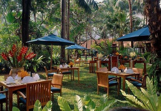 Marriott Pattaya Resort & Spa: Garden Theme