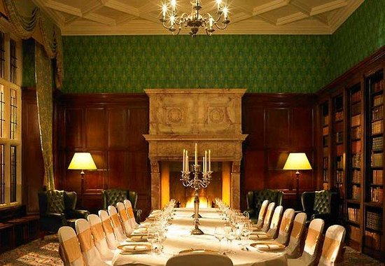 Ware, UK: The Library Private Dining