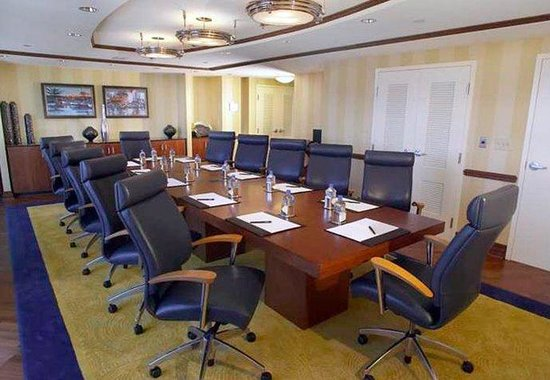 Marriott Newport News at City Center: Boardroom
