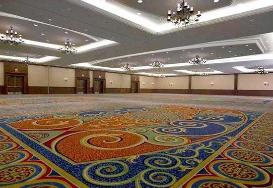 Marriott Newport News at City Center: Grand Ballroom