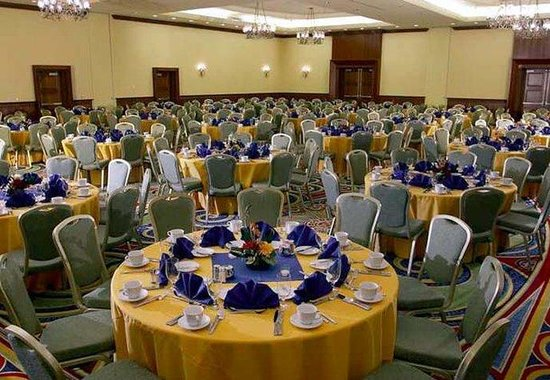 Marriott Newport News at City Center: Pearl Ballroom