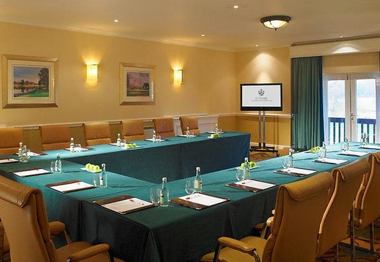 Chepstow, UK: Penhow Room - U-Shape Conference
