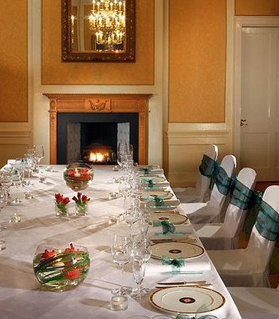 Dalmahoy, A Marriott Hotel & Country Club: Boardroom - Private Dining Setup